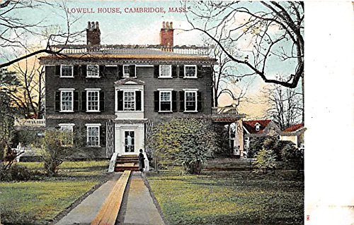 Lowell House Cambridge Massachusetts - Lowell House