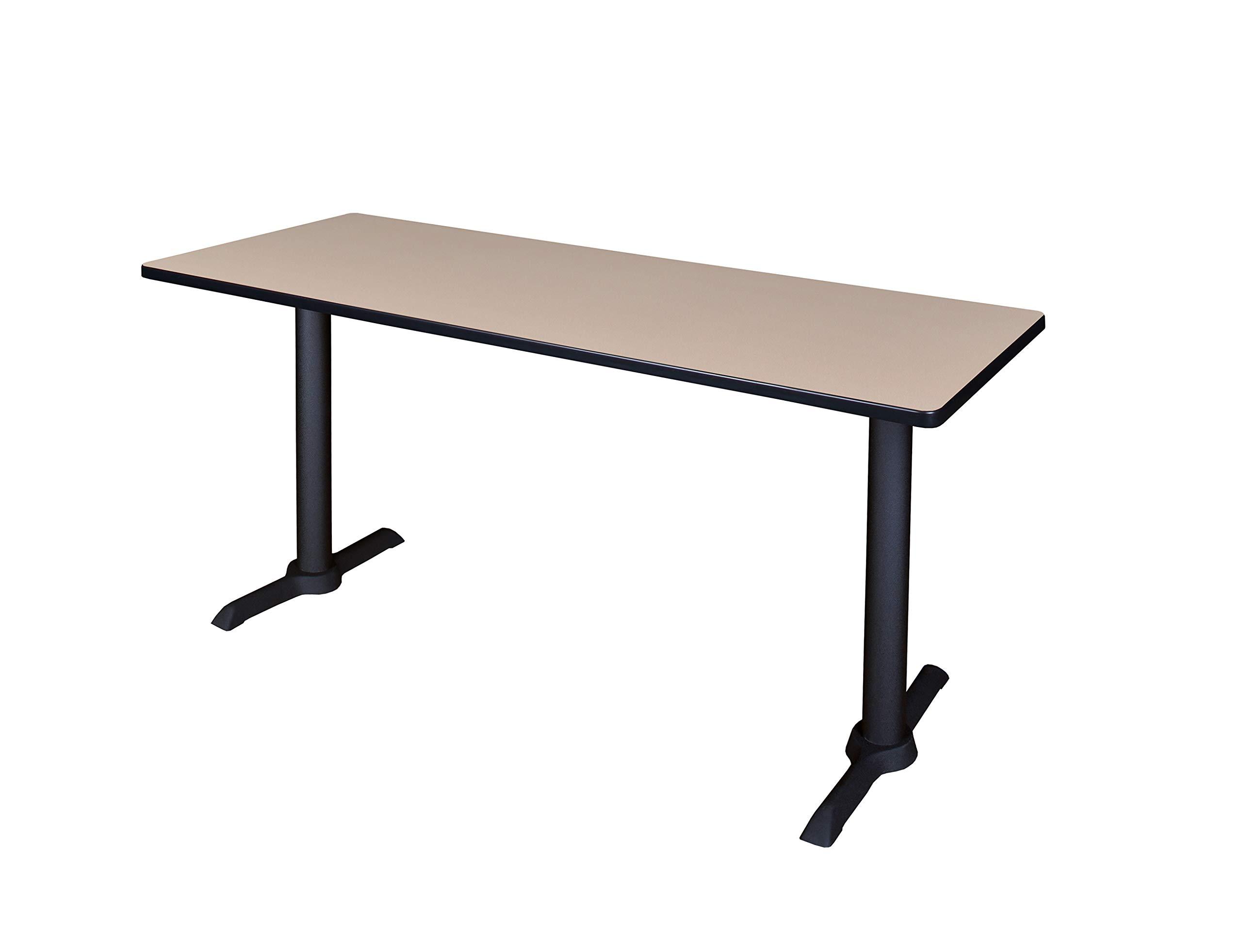 Regency Cain 72'' x 24'' Training Table- Beige by Regency