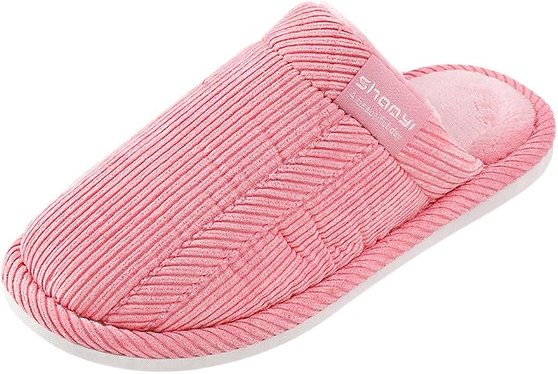 iFRich Zapatillas de Estar por Casa, Zapatillas de Estar por Casa con Forro de Vellón para Mujer Zapatillas para Hombres para Parejas Zapatillas Cálidas Zapatos Cálidos Acogedores de la Casa: Amazon.es: Ropa