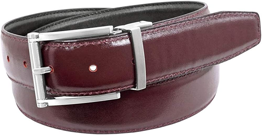 Florsheim Mens Ramirez Dress Casual Suede Belt