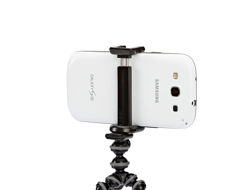 Color Negro Soporte para Smartphones Joby GripTight GorillaPod