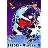 Fredrik Olausson Hockey Card 1992-93 Ultra Import #18 Fredrik Olausson