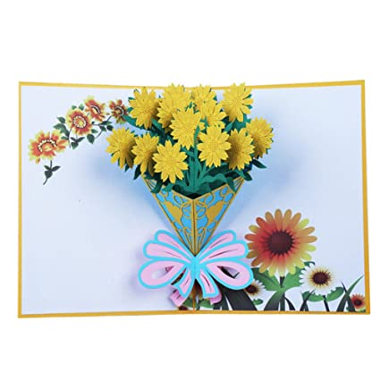 Amazon Mothers Day Greeting Card Mothers Day Pop Up Card 3d