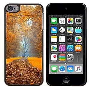 Dragon Case - FOR Apple iPod Touch 6 6th Generation - That is the future? - Caja protectora de pl??stico duro de la cubierta Dise?¡Ào Slim Fit