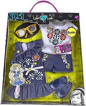 Amazon.es: Nancy - Set de Vestidos LML Jeans (Famosa 700012074): Juguetes y juegos