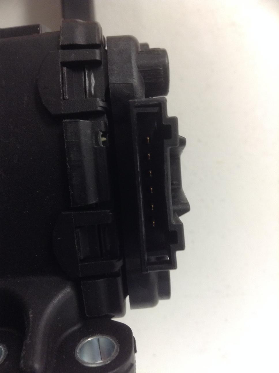 Volkswagen 6Q1 723 503 P Accelerator Pedal Sensor