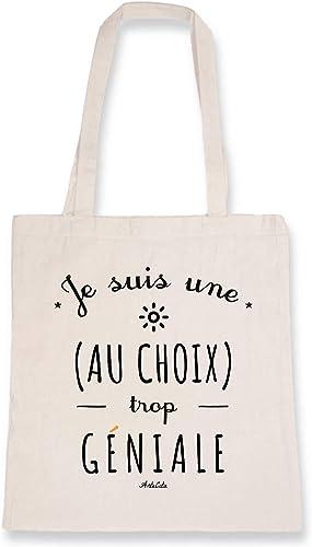 ArteCita Tote Bag para personalizar con un oficio, familia, etc ...