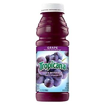 Tropicana Drink of Grape Juice