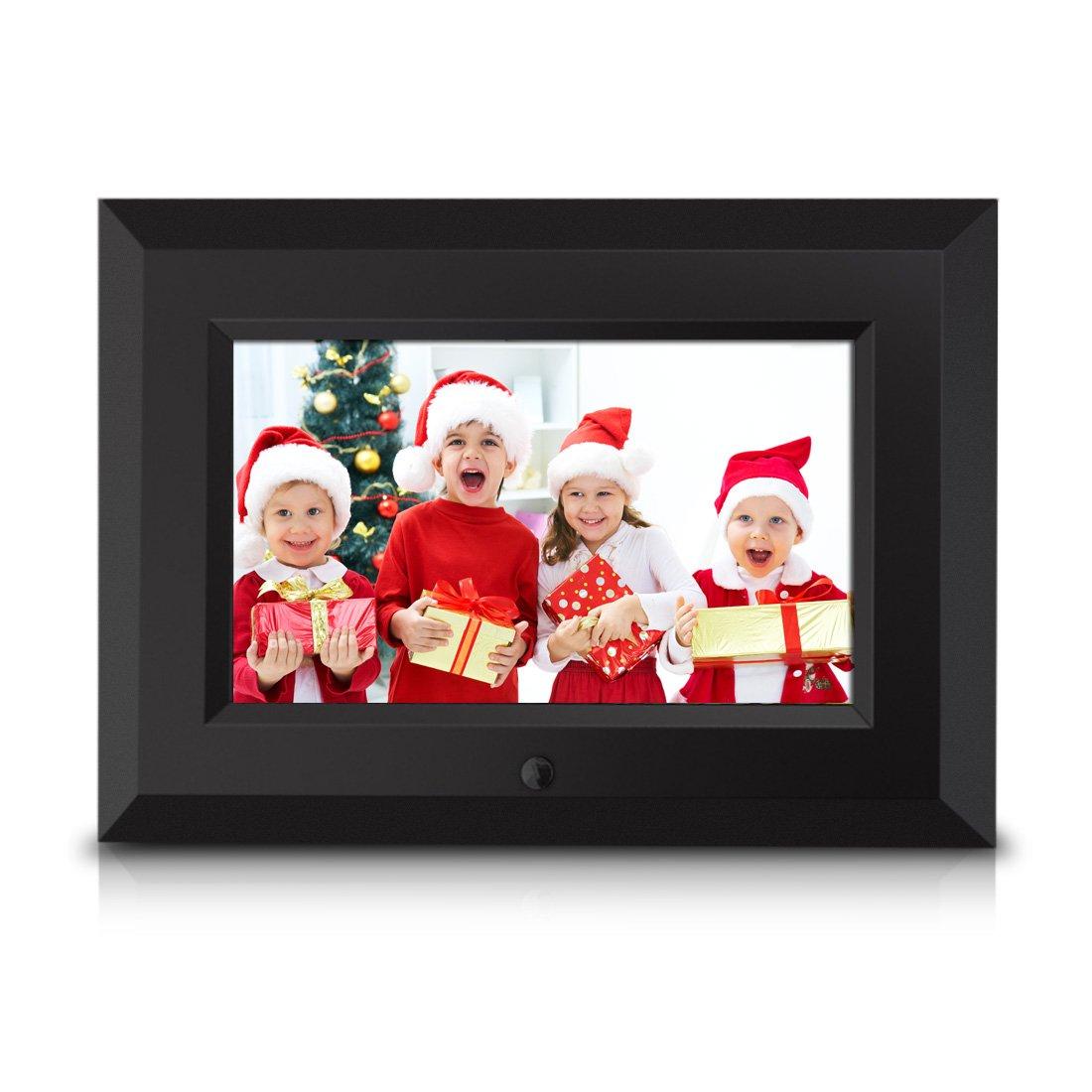 Amazoncom Sungale Ca705 7 Inch Digital Photo Frame Black