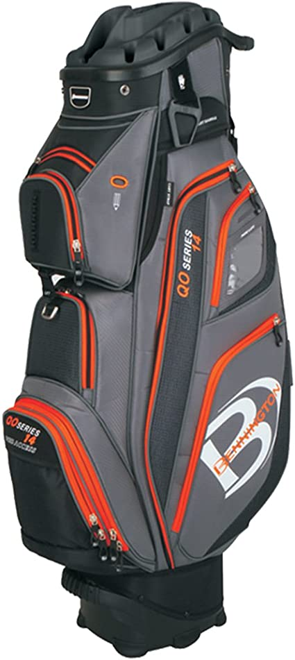 Amazon.com: Bennington qo-14 Quiet Organizador Bolsa de golf ...
