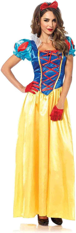 Leg Avenue Womens Classic Snow White Costume