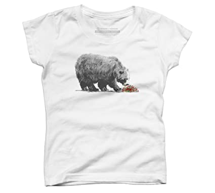 Amazon com: Design By Humans Cannibalism Girl's Youth Graphic T