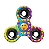 Amazon Price History for:XILALU Lovely Emoji Fidget Spinner Triangle Single Finger Decompression Gyro Stress Reducer, Perfect For ADD, ADHD, Anxiety, and Autism Adult Children (A)
