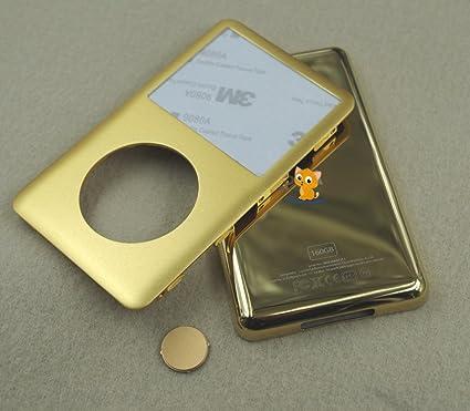 Amazon com: Gold Golden Color Metal Front Faceplate Fascia Back Rear