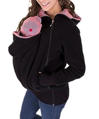 Rexury Women S Maternity Kangaroo Hoodie Fleece Sweatshirt Hoodie