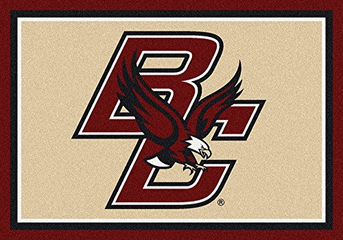American Floor Mats Boston College Eagles NCAA College Team Spirit Team Area Rug 5'4