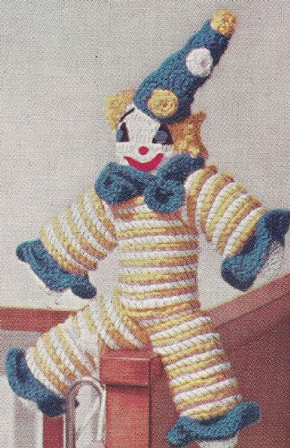 Clown Doll toy