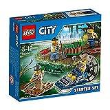 60066 swamp police starter set - Lego city : swamp police starter set (60066)