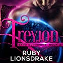 Treyjon: Star Guardians, Book 2 Audiobook by Ruby Lionsdrake Narrated by Vivienne Leheny