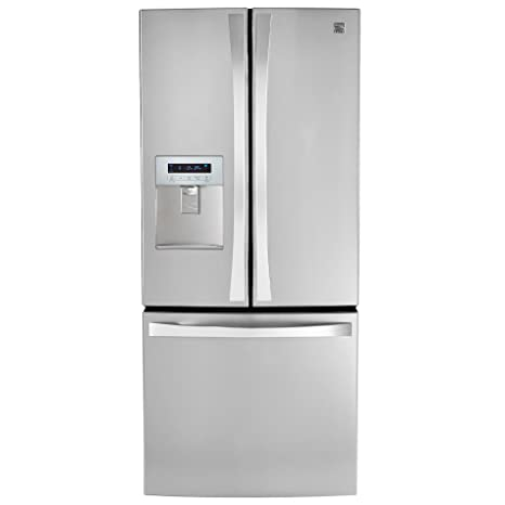 bottom freezer french door refrigerators