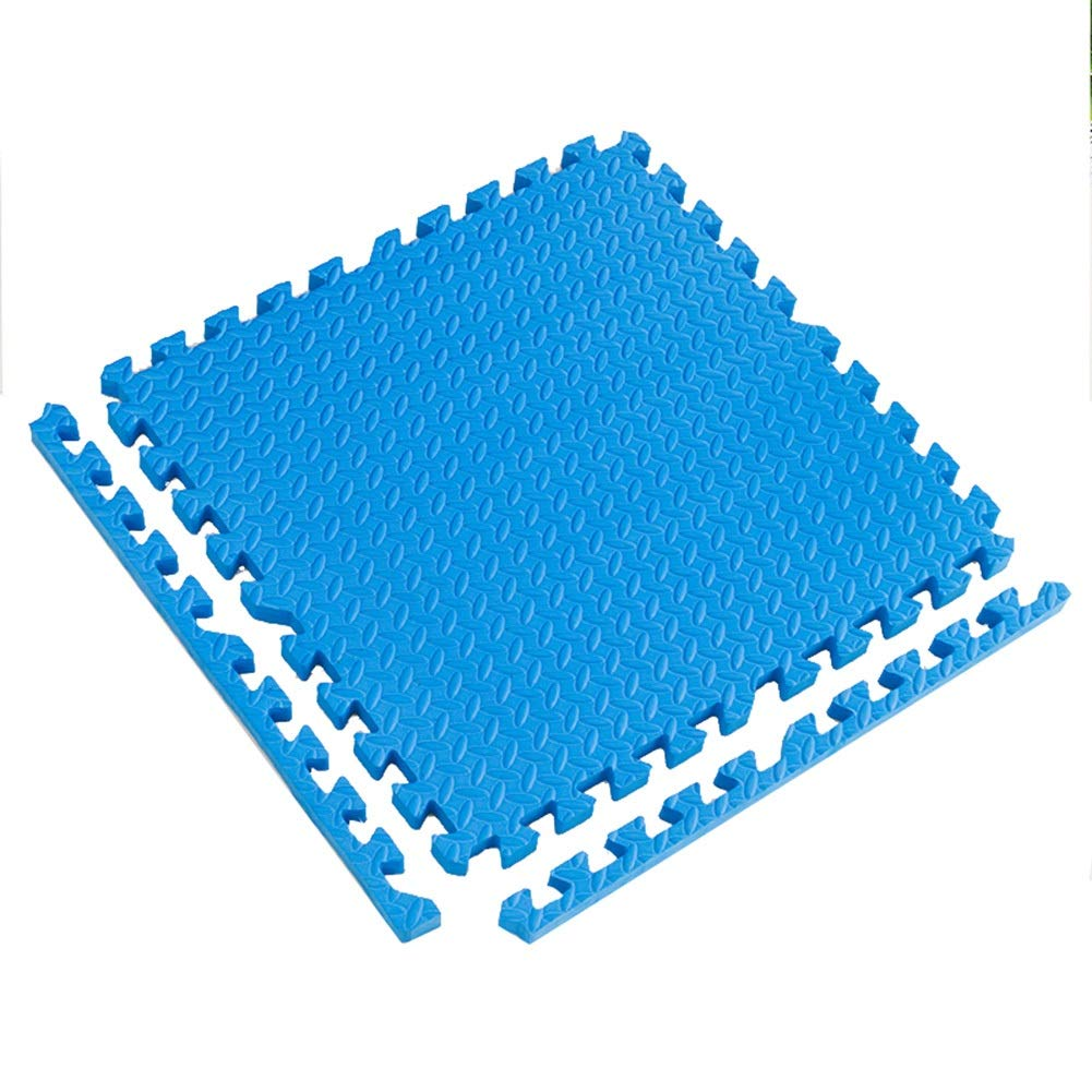 G 36PCS YAYADU-tapis puzzle en mousse Mat Rampants Prougeection Contre Le Froid Prougeection EnvironneHommestale Conception épaissie Résiste à L'humidité Tapis De Sol Combinaison Libre Gym