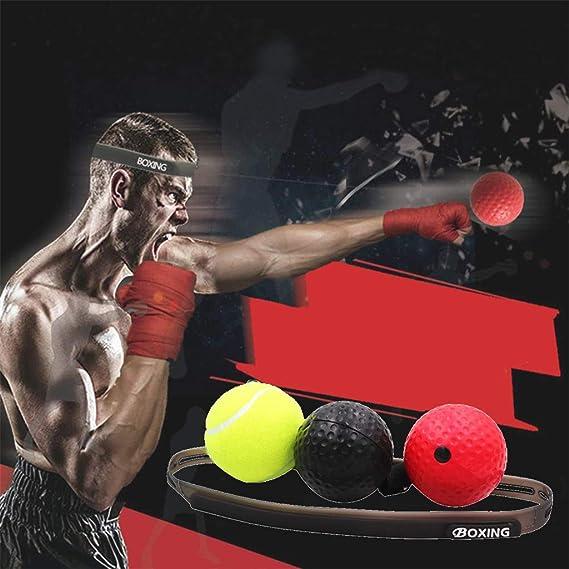 Gaddrt - 1 correa de silicona, 3 bolas, 1 bolsa de tela, pelota de ...