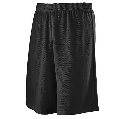 Augusta Sportswear Augusta Youth longer Length Mini Mesh League Short