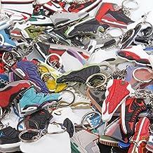 Jordan Retro Sneaker Selector Silicone Rubber Keychains - Vintage Retros - 10 pack - 20 pack