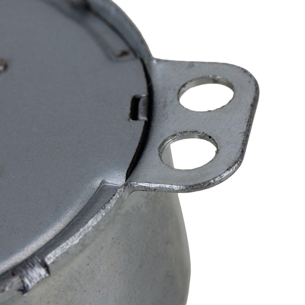 Sgerste Tyc-50/5 6/TR//min 220/V AC CW//CCW synchrone Moteur /électrique avec tige de 7/mm Dia