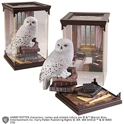 The Noble Collection Harry Potter Magical Creatures: No.1 Hedwig: Toys & Games