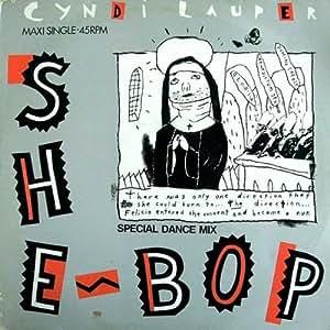 Cyndi Lauper - She Bop (Special Dance Mix) - Portrait - PRTA 12.4620