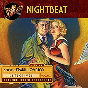 Nightbeat, Volume 3 Radio/TV Program