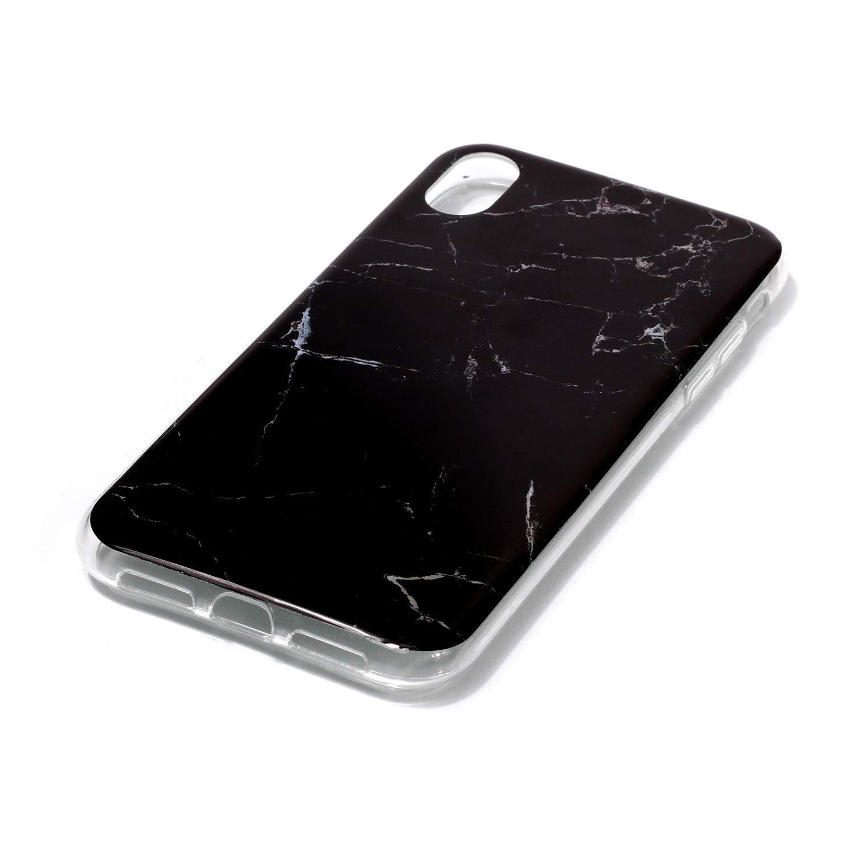 Marmor Gedruckt Malerei Muster TPU Telefon Case F/ür iPhone XS Max 6.5 Zoll Huhu833 iPhone XS Max H/ülle