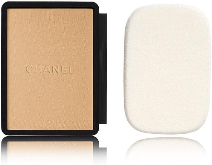 Chanel Vitalumiere Compact Douceur Lightweight Compact Makeup SPF 10 (Refill) - # 40 Beige 13g/0.45oz: Amazon.es: Salud y cuidado personal