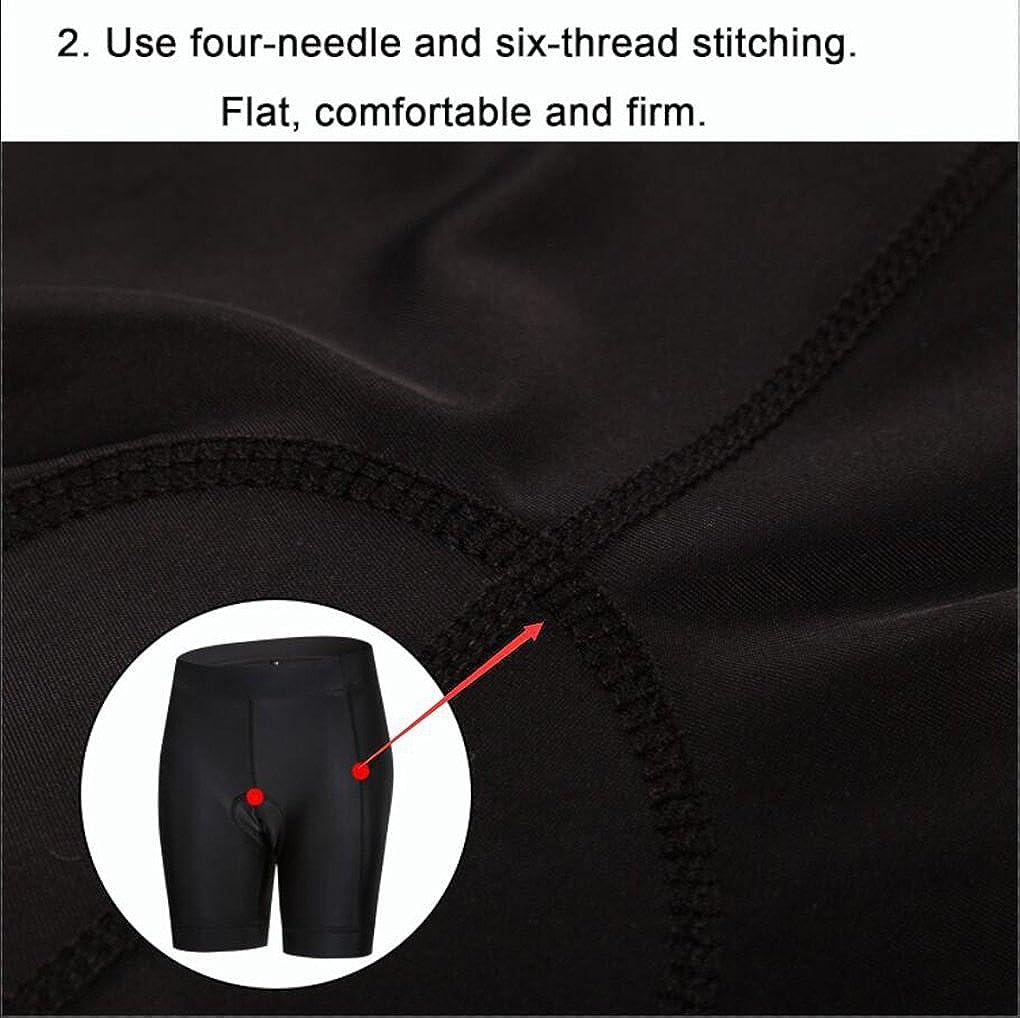 Weimostar Tallas S-3XL Pantalones Cortos de Ciclismo para Mujer