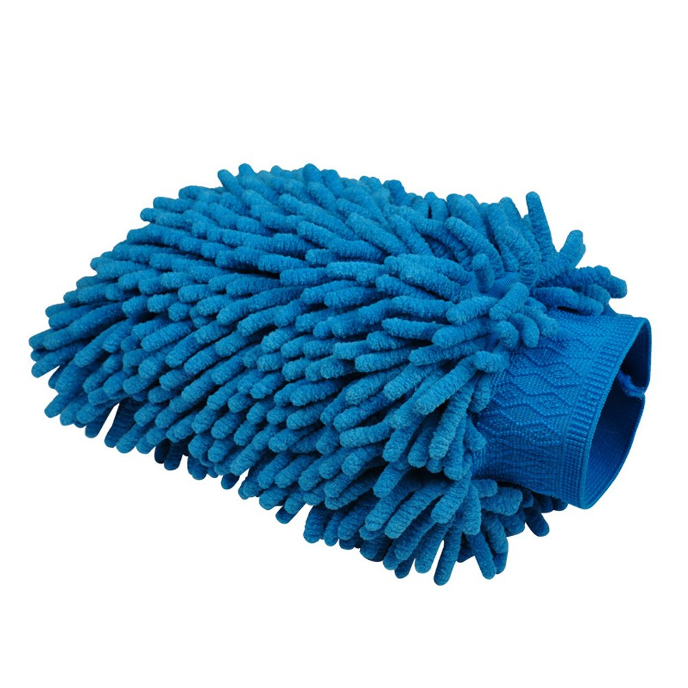 ... plumero de microfibra chenilla esponja de limpieza, Super absorbente suave sin pelusa ventana lavado guante, seco toallitas húmedas para oficina hogar ...