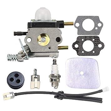 Carburetor For Mantis Echo Tiller ZAMA C1U-K54A 12520013122 12520013123