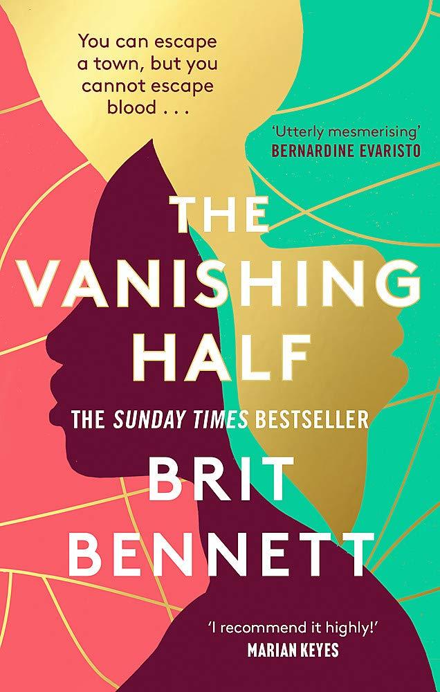 Cover: Brit Bennett The vanishing half