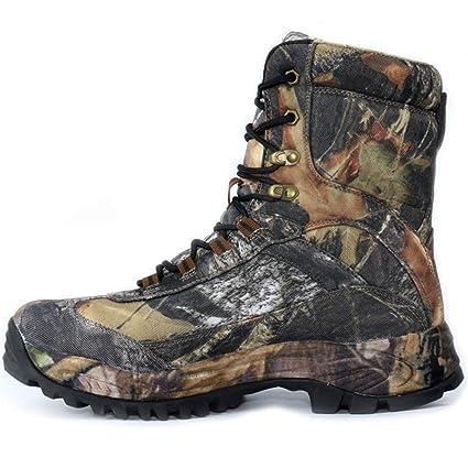 01884a421fb Amazon.com: R-Runenh Outdoor Tactical Sport Men's Shoes for Camping ...