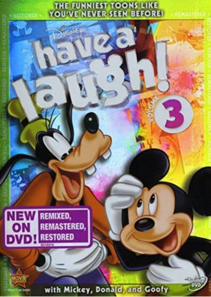 Amazon Com Disney Have A Laugh Volume 3 Have A Laugh Movies Tv