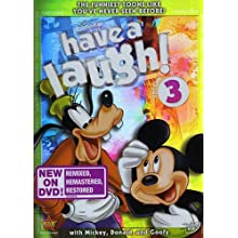 Disney Have A Laugh! Volume 3 (2015)
