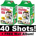 Fujifilm Instax Mini Film Bundle Pack...