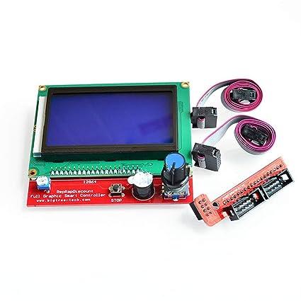 Heaviesk RAMPAS 1.4 Tablero Controlador Inteligente 12864 ...
