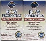 Best Probiotic Supplements - Garden of Life RAW Probiotics Women 50 Review