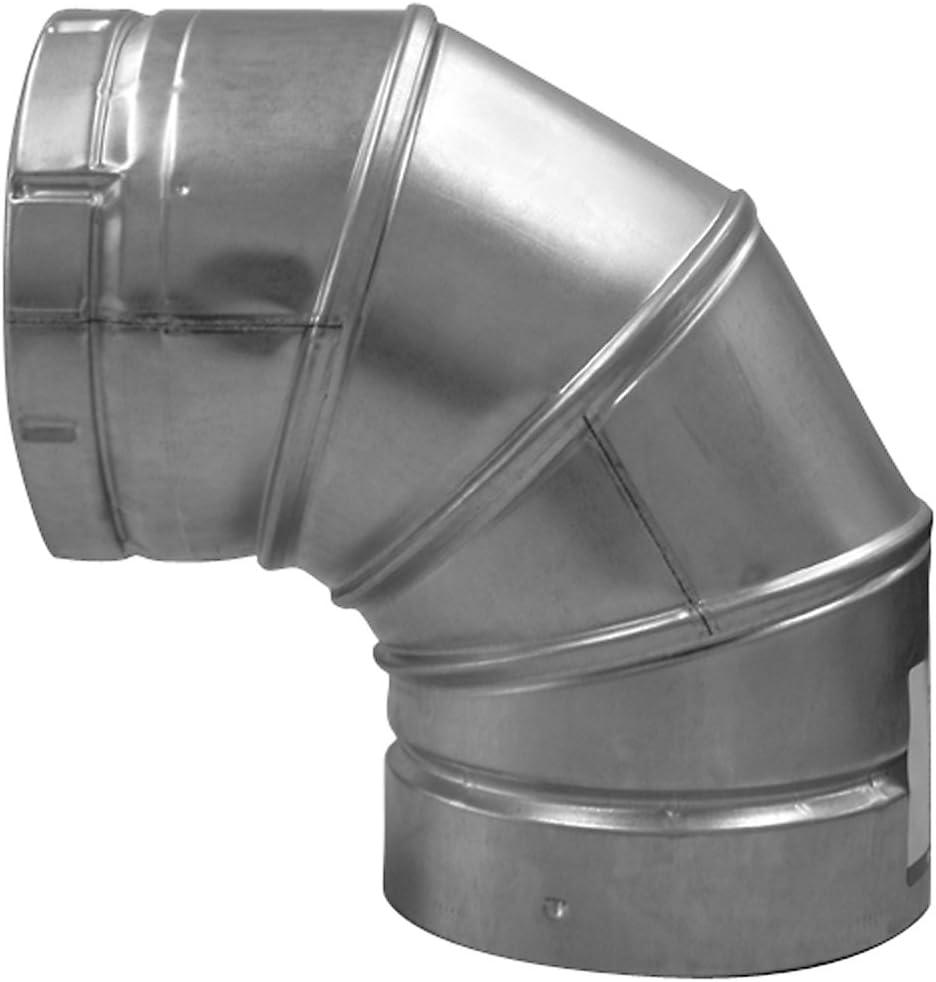 Speedi-Products BV-BRC 07 7-Inch Aluminum B-Vent Rain Cap Applied Applications International