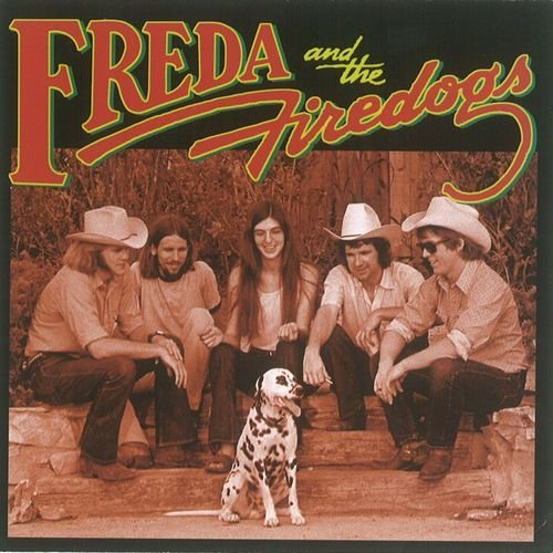 Freda and the Firedogs