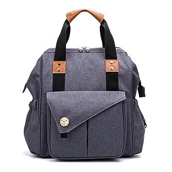 Imyth Multi-function Diaper Bag baby Backpack handbag with Stroller Straps acccadbc86d7e