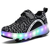 Amazon Price History for:HUSK'SWARE HUSKSWARE Roller Skate Shoes Llight Up Shoes Multi-Color LED Lighting Sport Sneaker for Little Kid/Big Kid