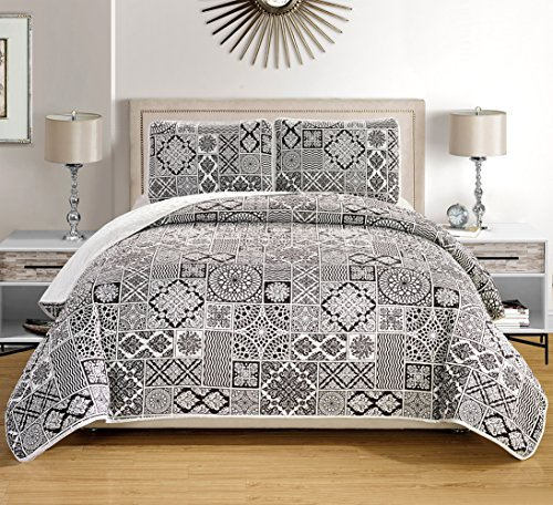 quilts king size black - 4