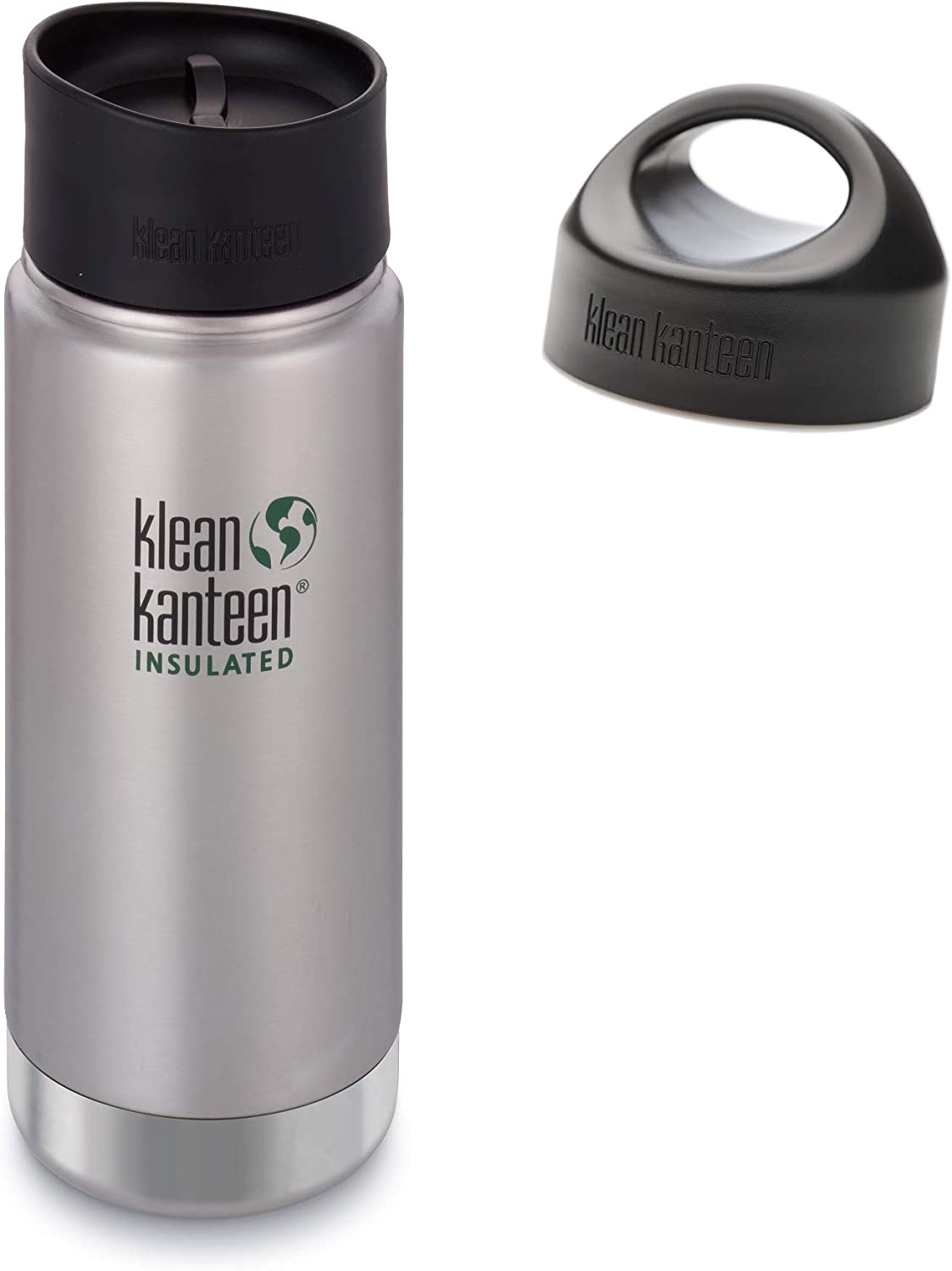 Klean Kanteen Unisex -Adult's Kanteen Tkwide Vacuum Insulated Drinking Bottle